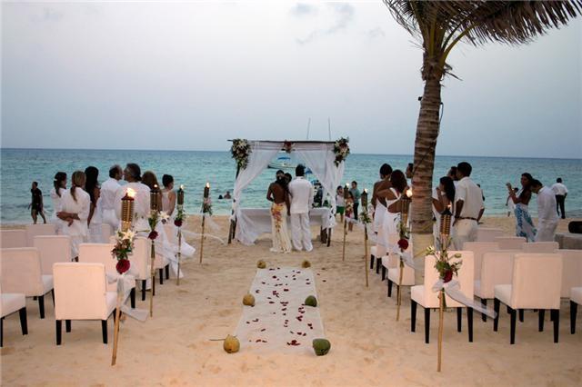 boda playa del carmen