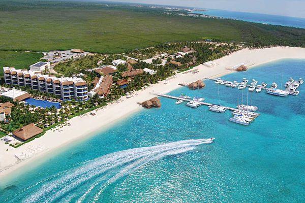 Playa Maroma en Yucatán