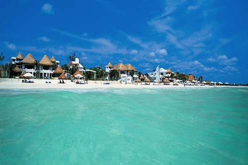 Playa Maroma en Yucatán2